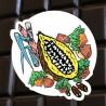 Chocolat noir pralin