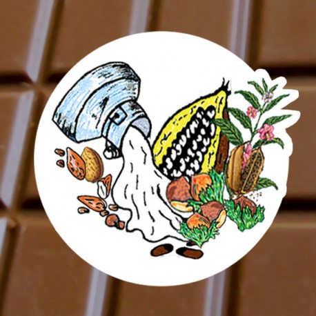 Chocolat au lait Le Trio