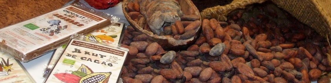 Notre gamme de chocolat bio