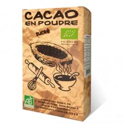 Poudre de cacao sucré