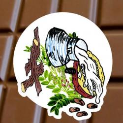Chocolat au lait Réglisse