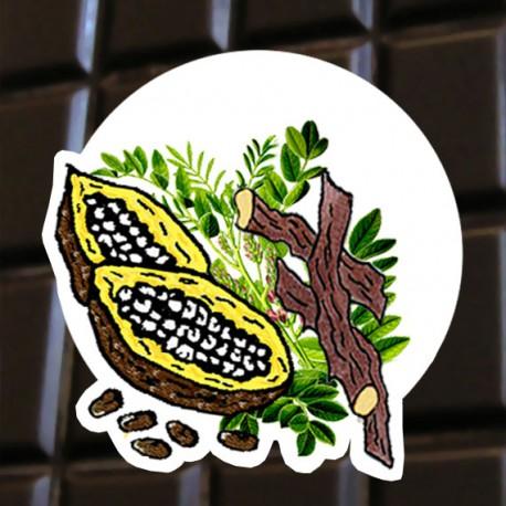 Chocolat noir Réglisse
