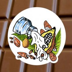 Chocolat au lait Amandes